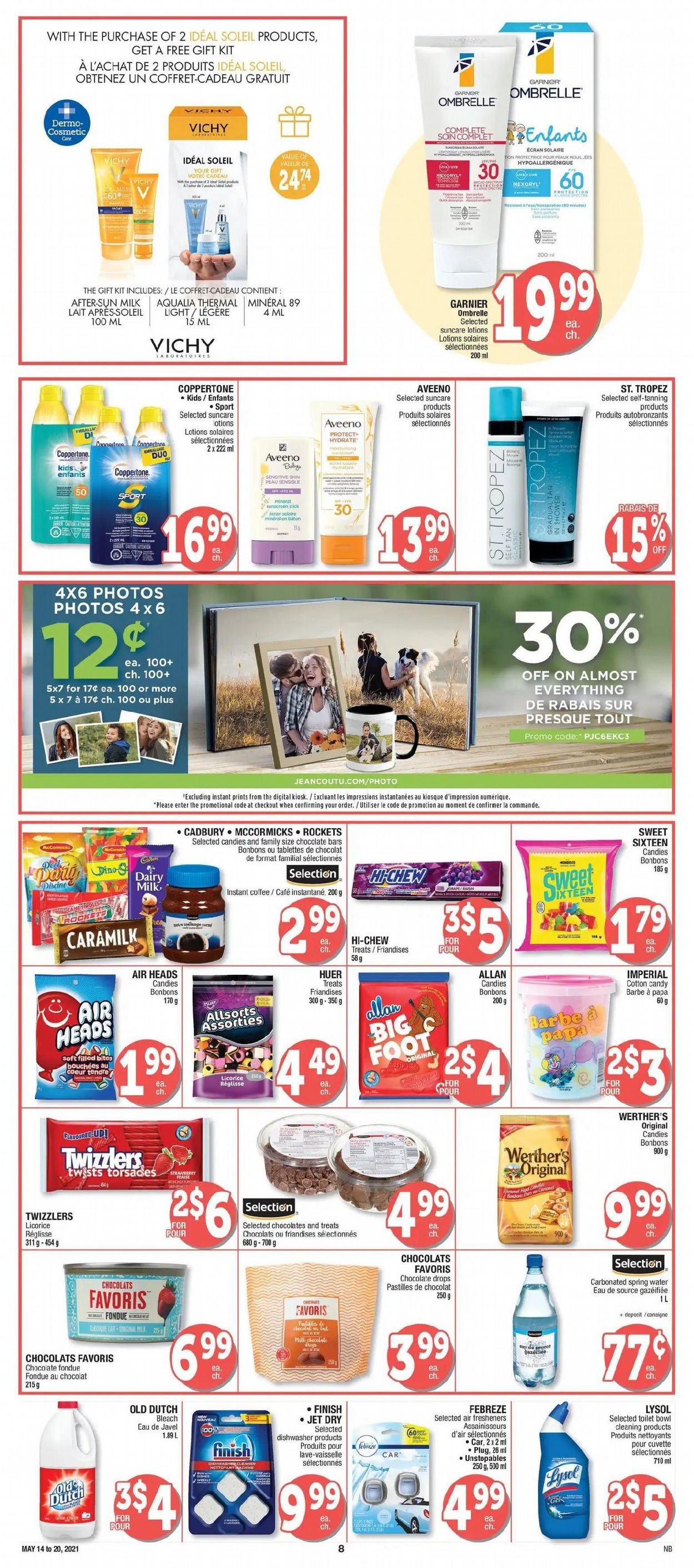 Jean Coutu Flyer - 05/14-05/20/2021 (Page 6)