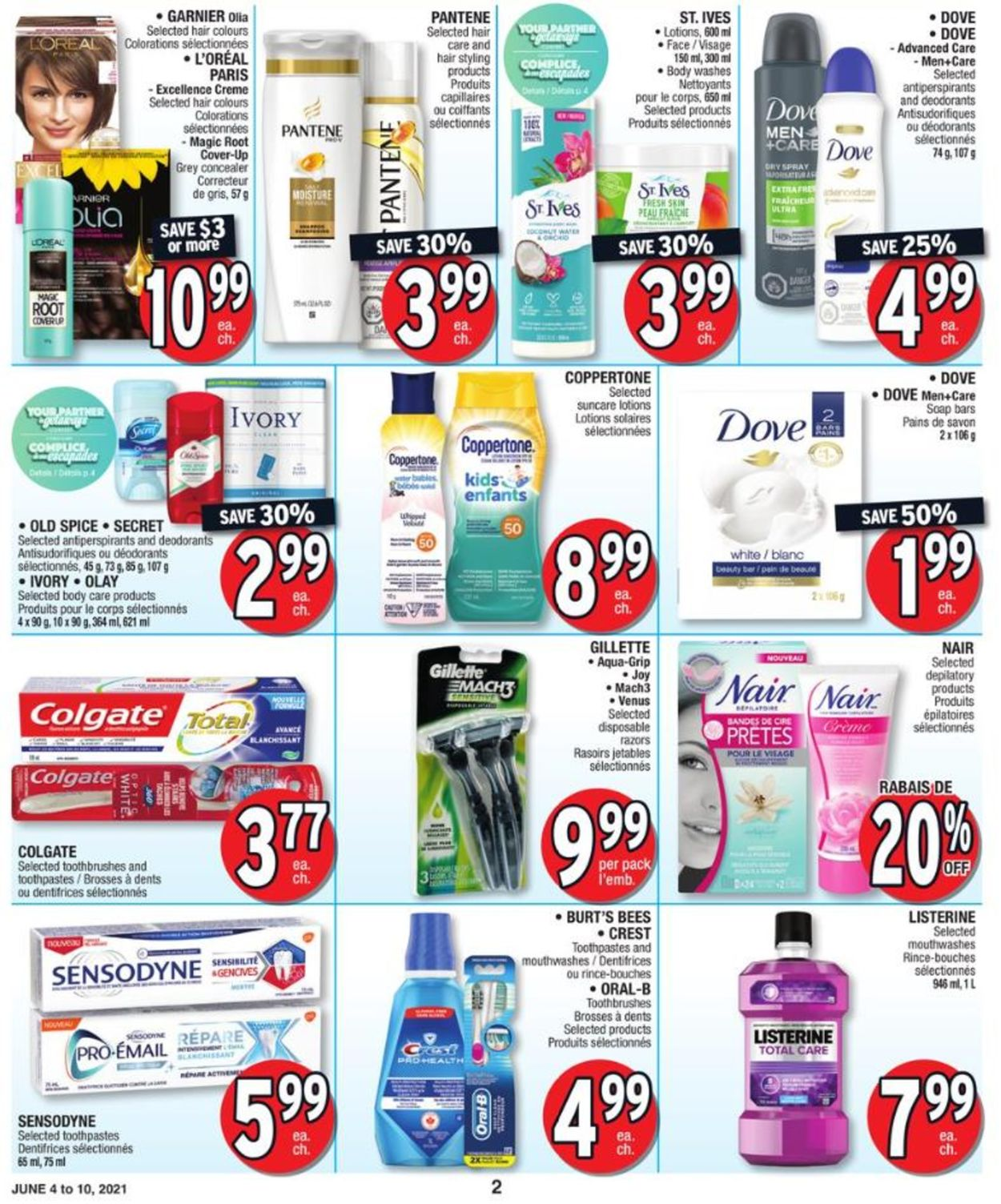 Jean Coutu Flyer - 06/04-06/10/2021 (Page 3)