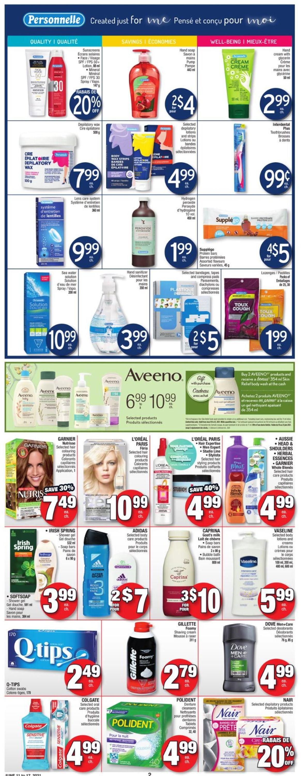 Jean Coutu Flyer - 06/11-06/17/2021 (Page 2)