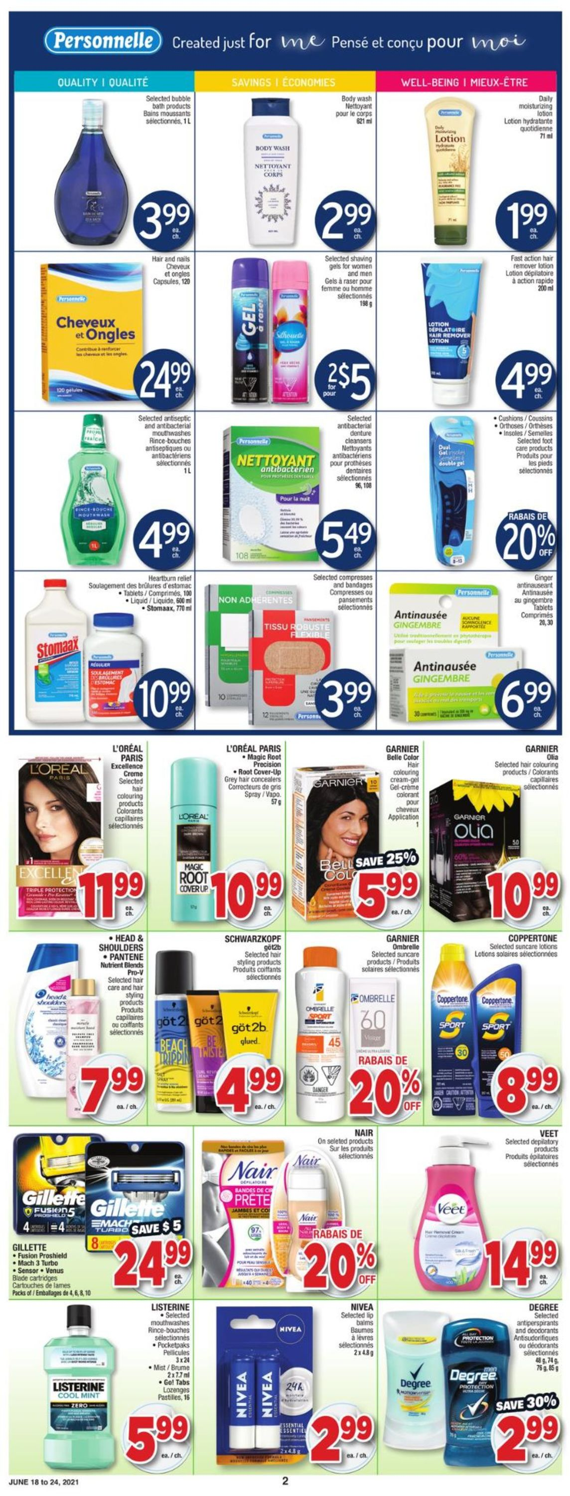 Jean Coutu Flyer - 06/18-06/24/2021 (Page 2)