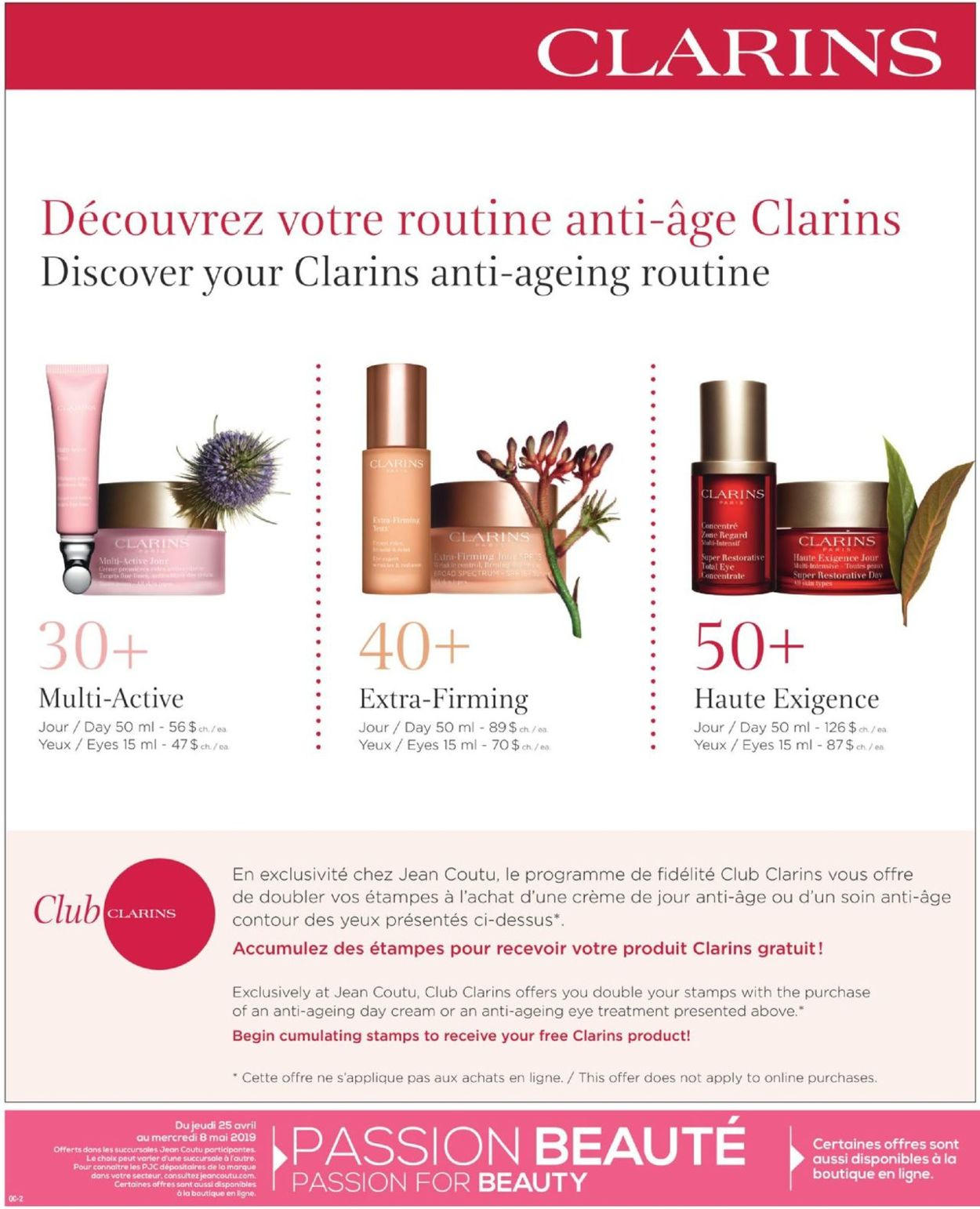 Jean Coutu Flyer - 04/25-05/08/2019 (Page 2)