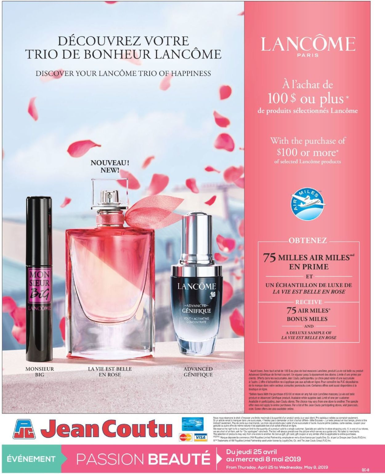 Jean Coutu Flyer - 04/25-05/08/2019 (Page 8)
