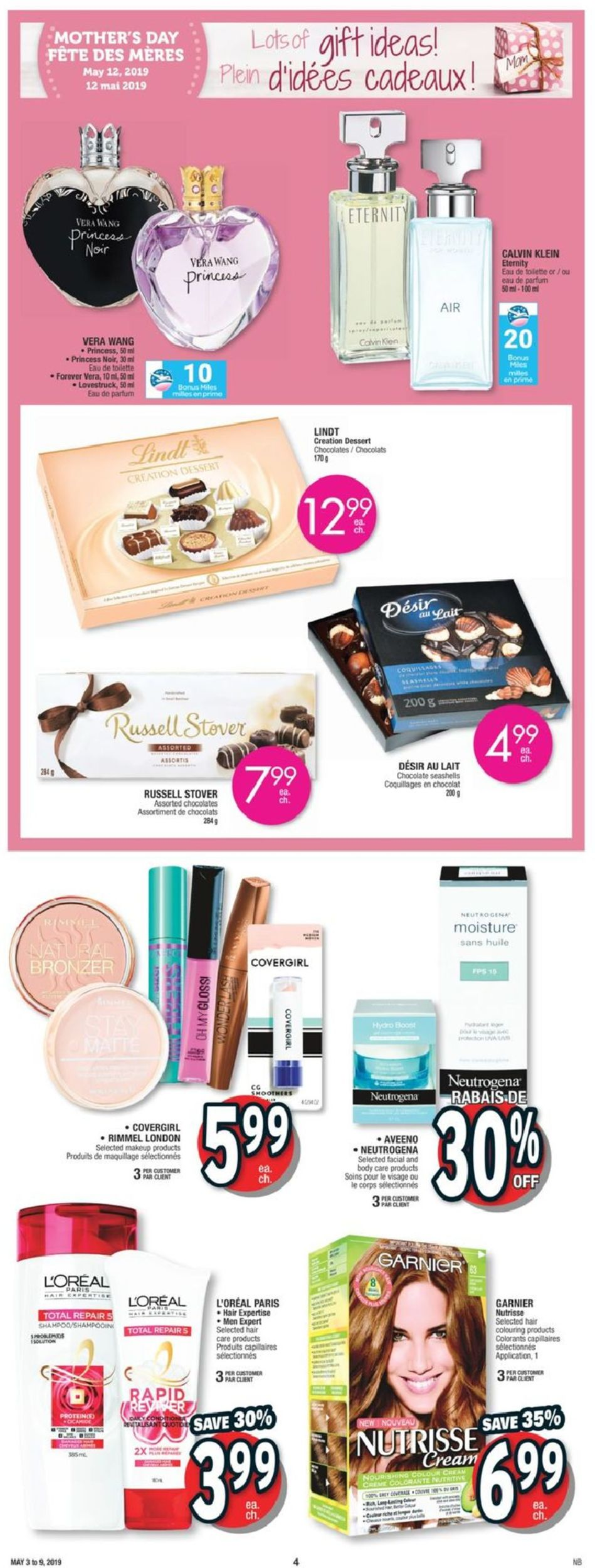 Jean Coutu Flyer - 05/03-05/09/2019 (Page 3)