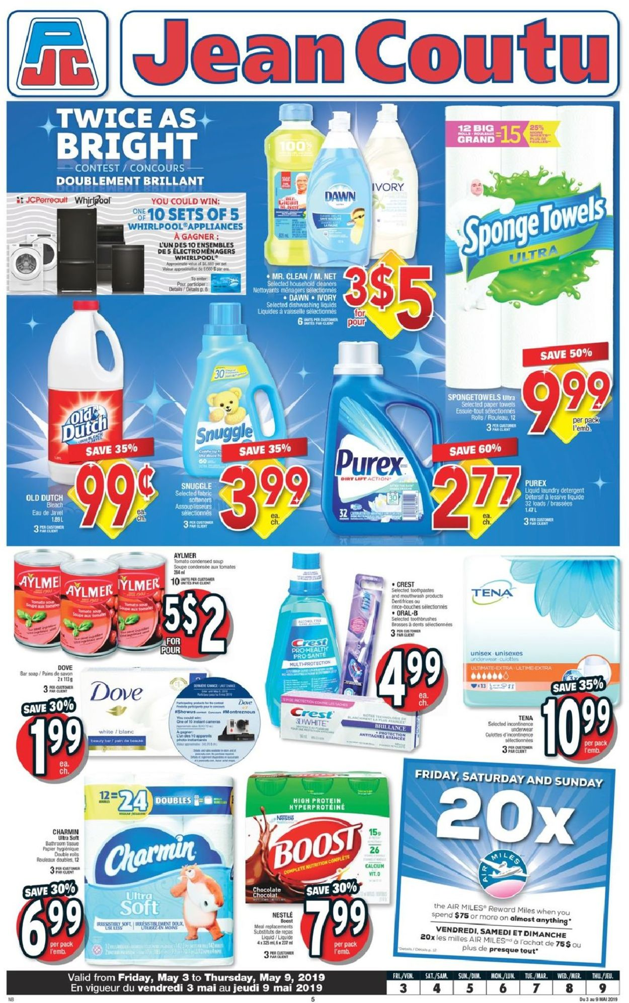 Jean Coutu Flyer - 05/03-05/09/2019 (Page 4)