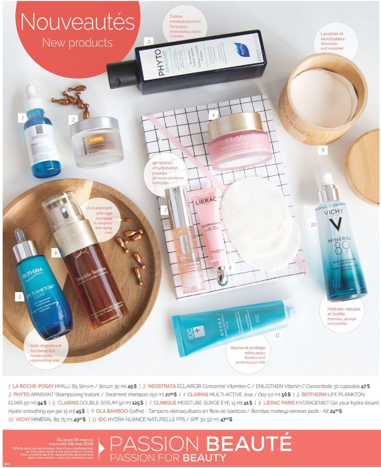 Jean Coutu Flyer - 05/16-05/29/2019 (Page 4)