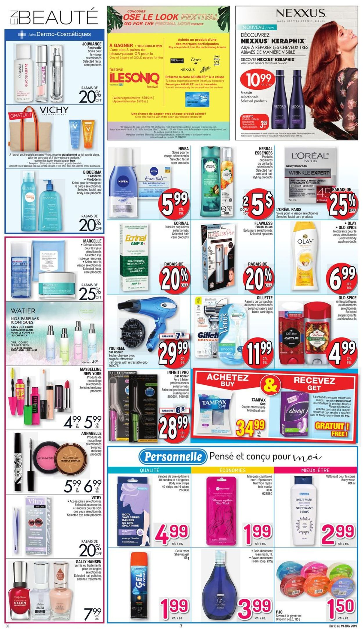 Jean Coutu Flyer - 06/13-06/19/2019 (Page 6)
