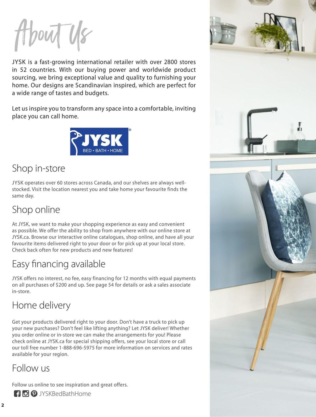 JYSK Flyer - 11/14-01/31/2020 (Page 2)
