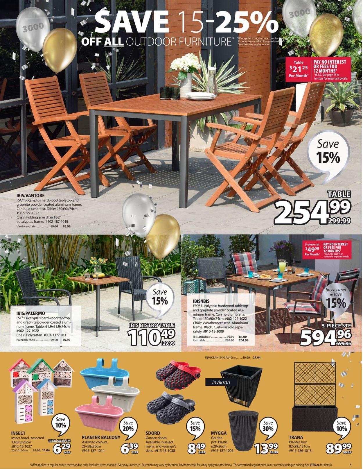 JYSK Flyer - 04/29-05/05/2021 (Page 5)