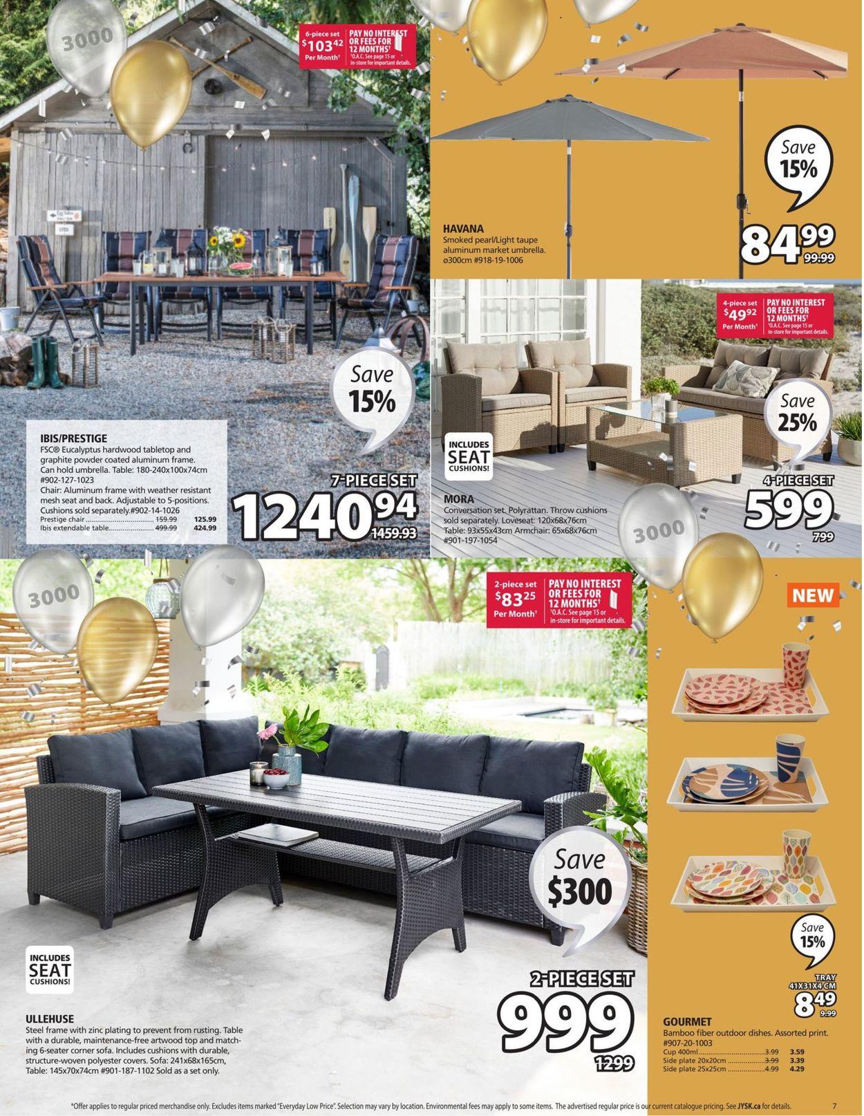 JYSK Flyer - 04/29-05/05/2021 (Page 7)