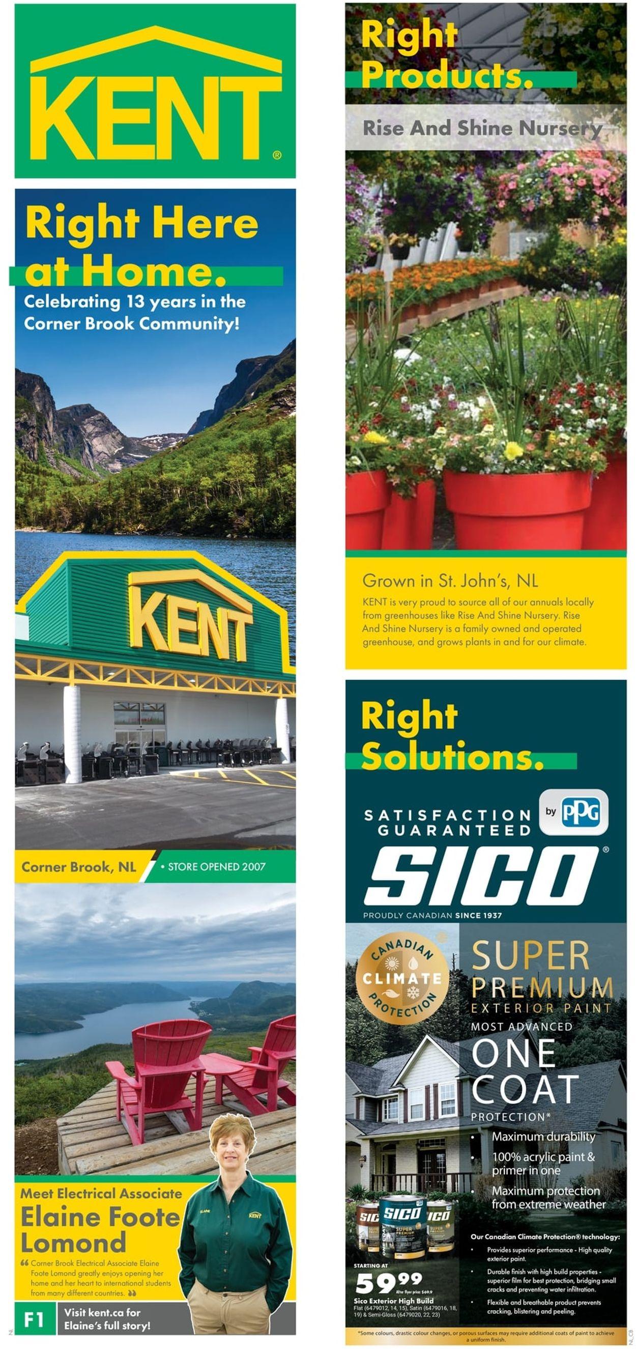 Kent Flyer - 06/18-06/24/2020