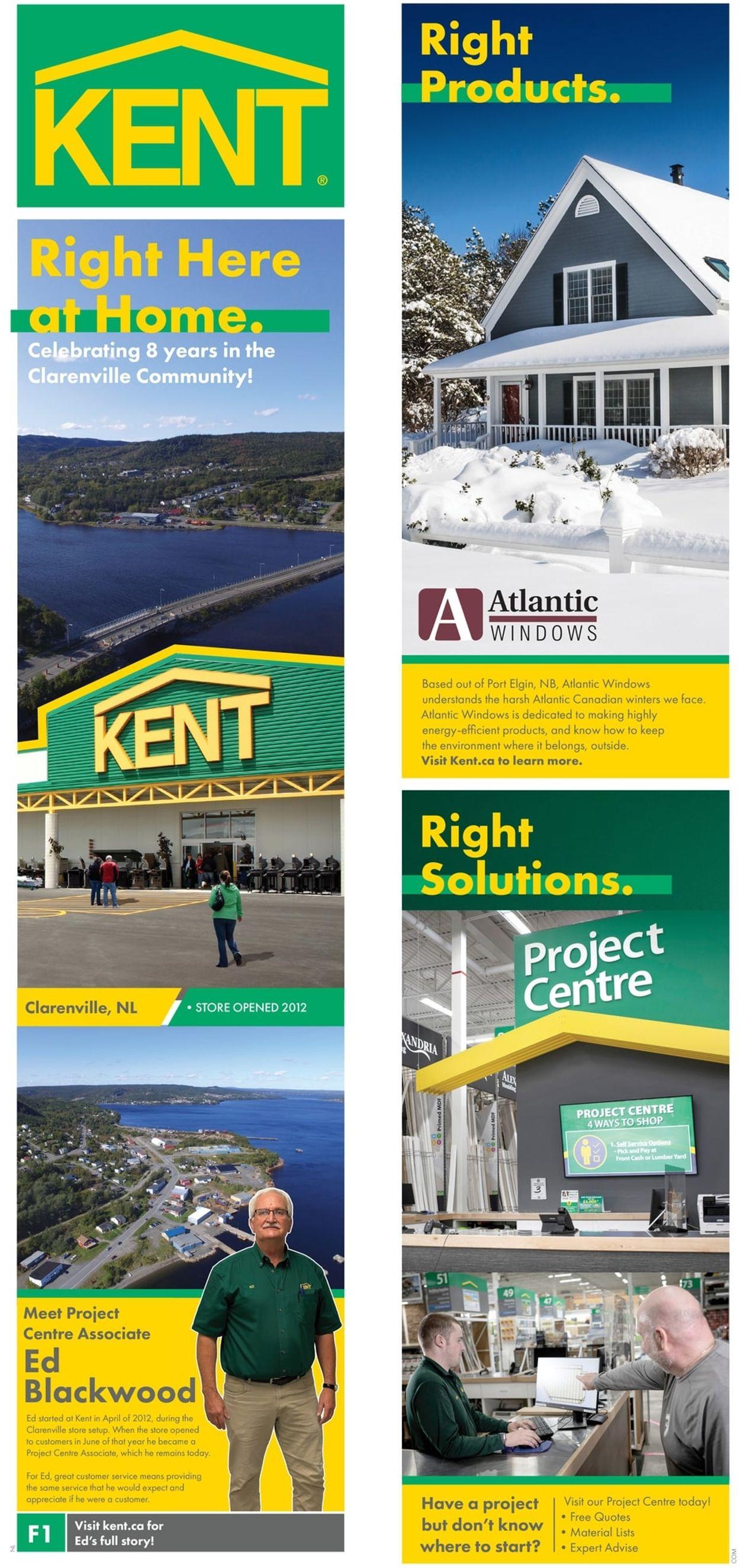 Kent Flyer - 11/05-11/11/2020