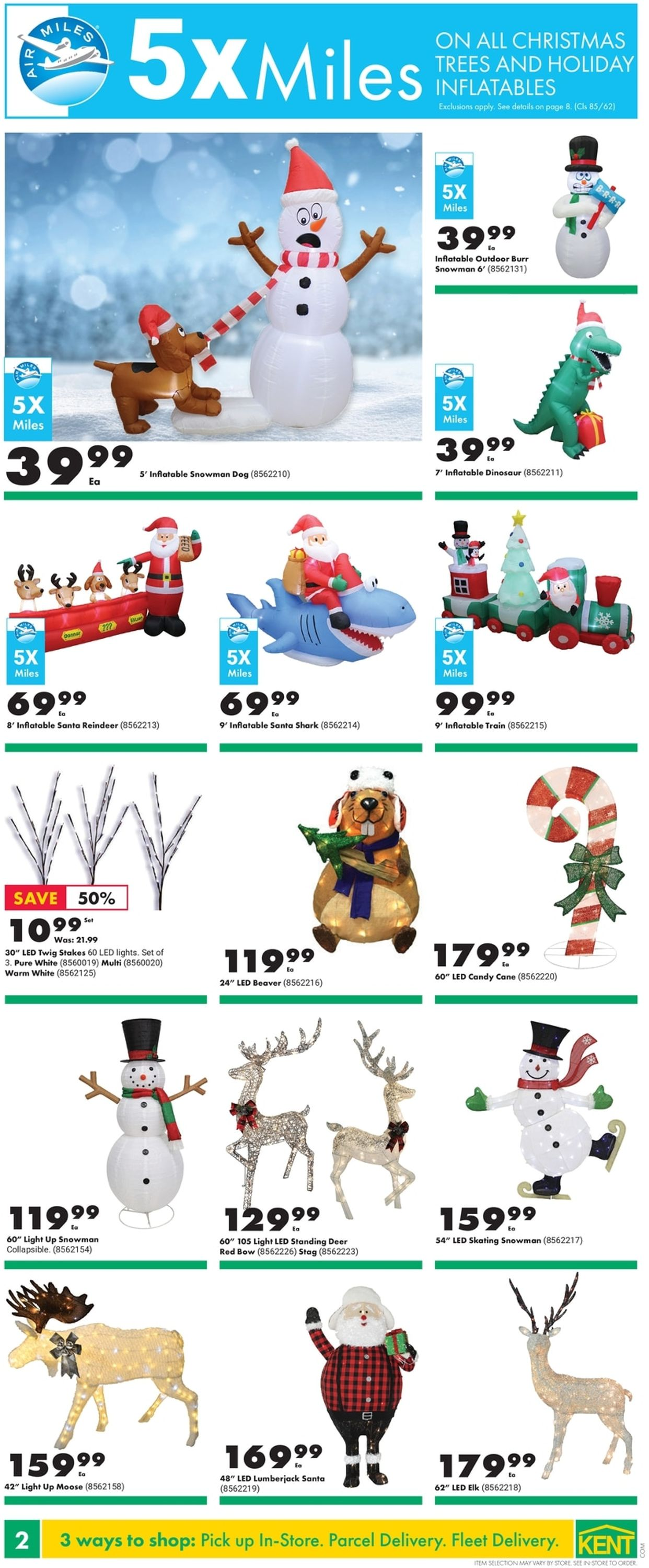 Kent - Holiday 2020 Flyer - 11/12-11/18/2020 (Page 3)