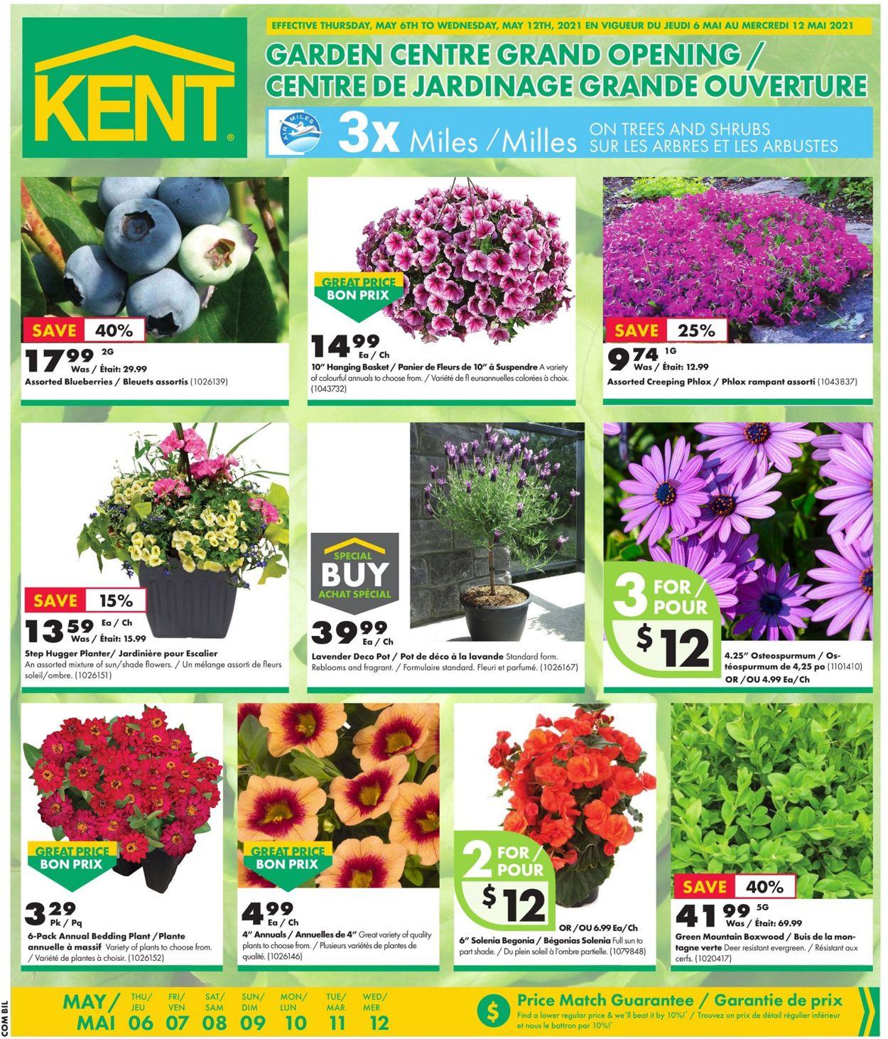 Kent Flyer - 05/06-05/12/2021