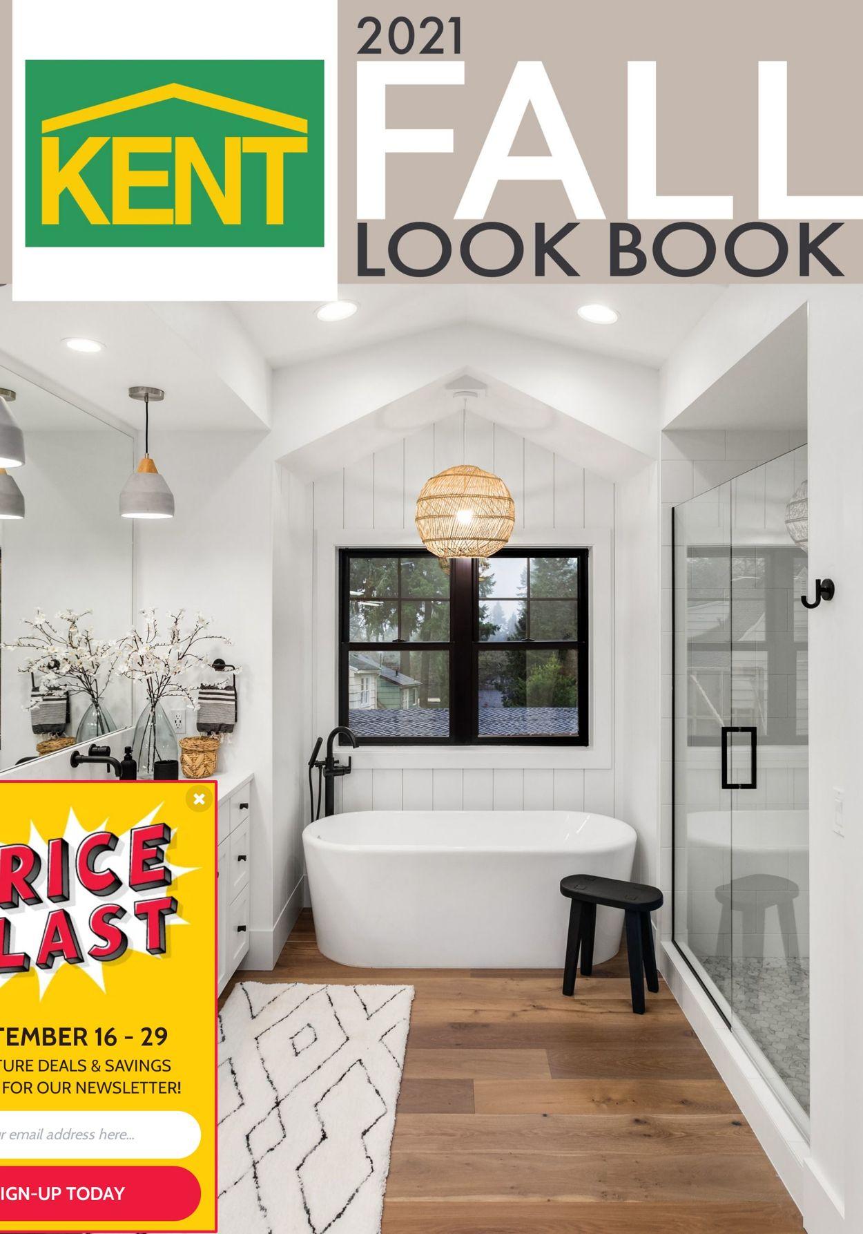 Kent Flyer - 09/16-09/29/2021