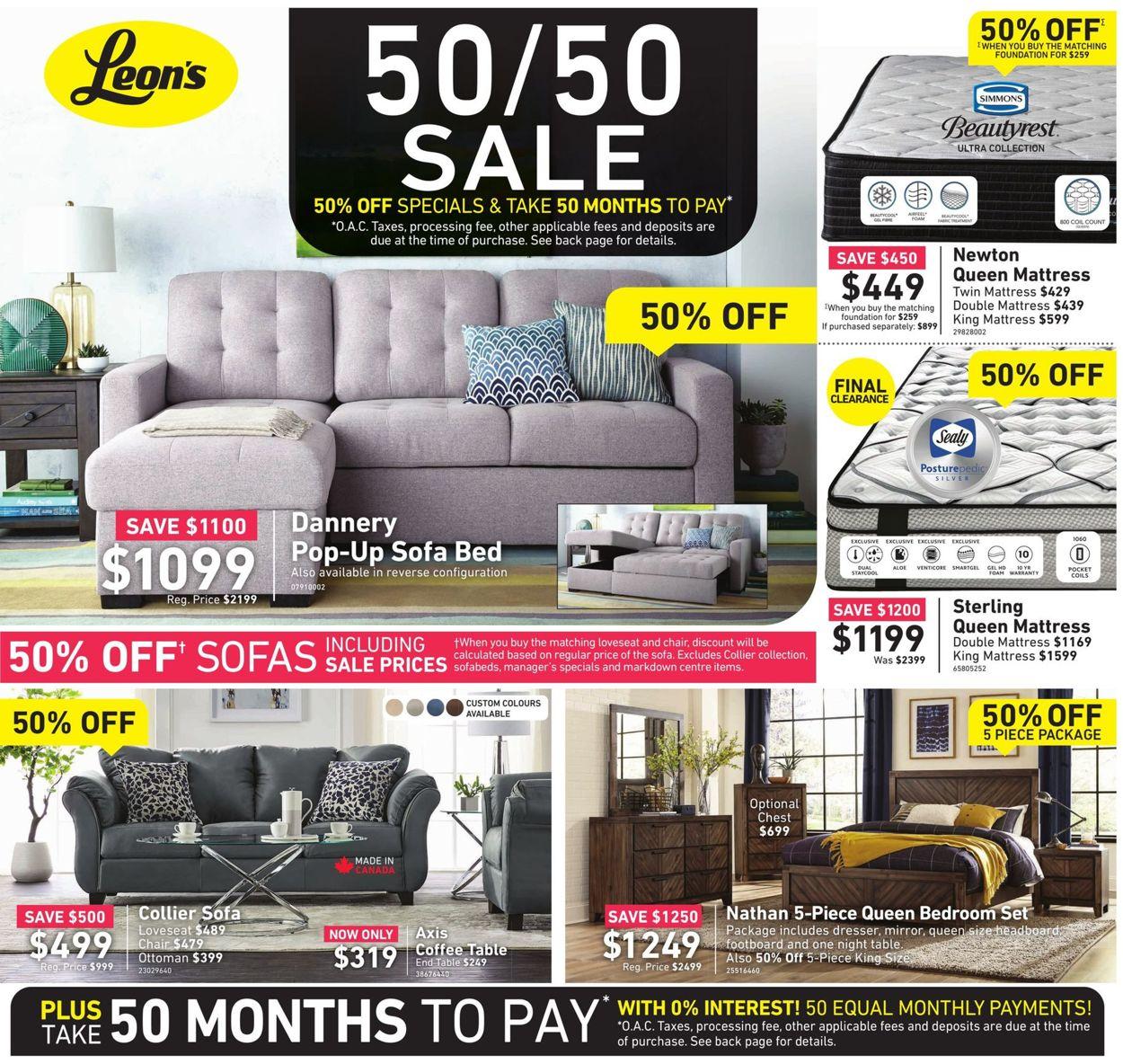 Leon's Flyer - 03/19-04/01/2020