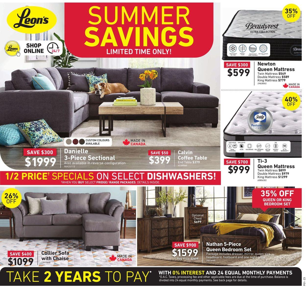 Leon's Flyer - 07/29-08/12/2020
