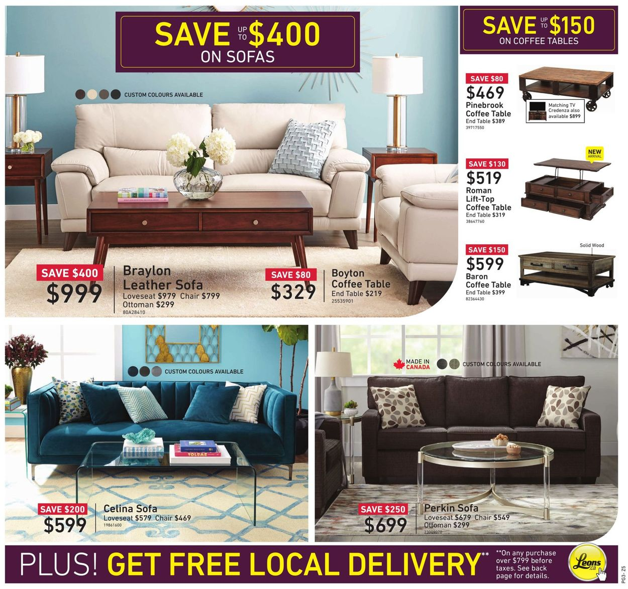 Leon's Flyer - 10/15-10/28/2020 (Page 3)