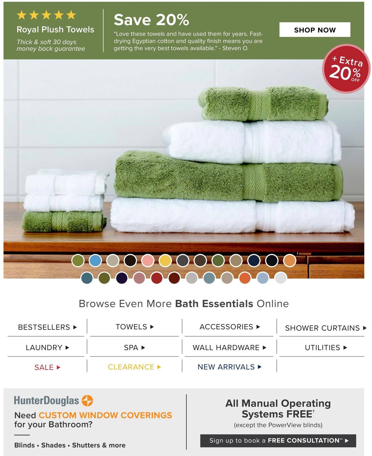 Linen Chest Flyer - 06/24-07/19/2020 (Page 19)