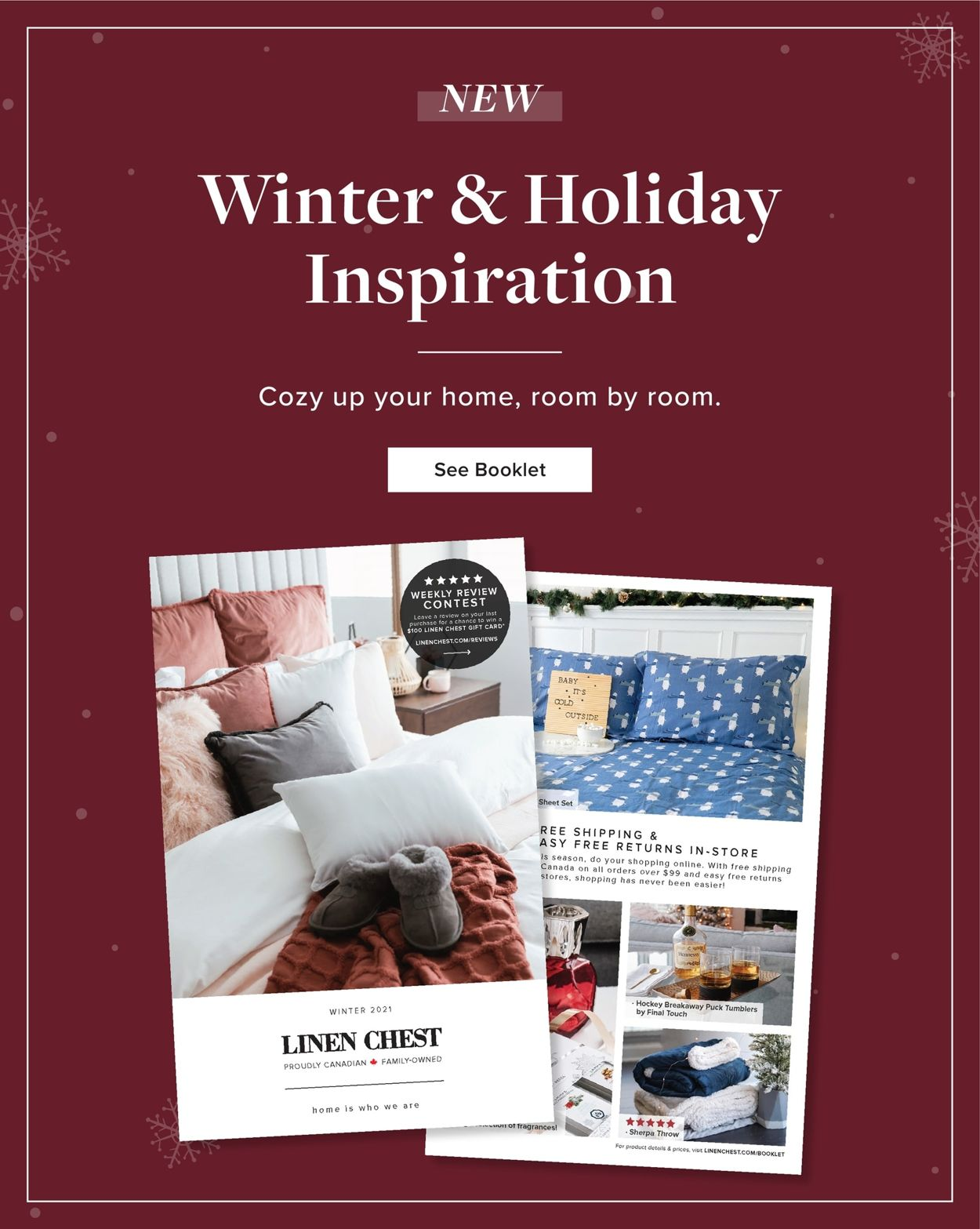 Linen Chest - Black Friday 2020 Flyer - 11/11-11/25/2020 (Page 3)