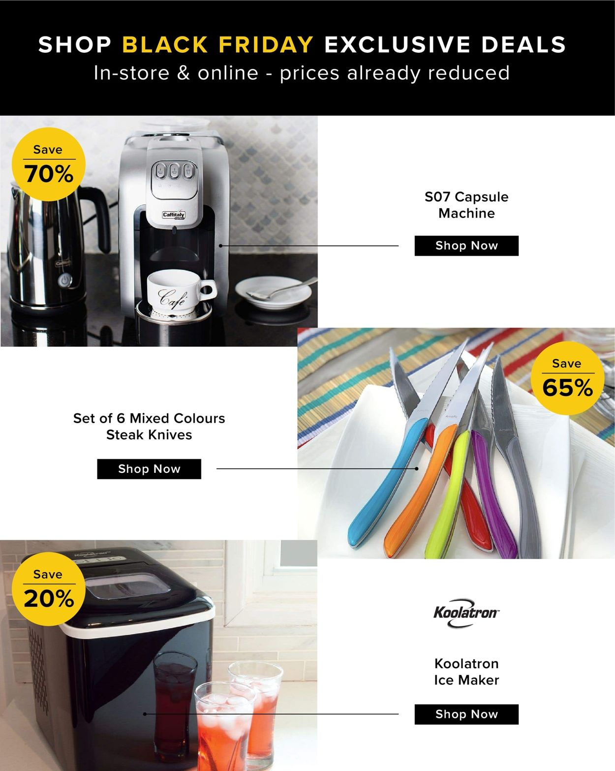 Linen Chest - Black Friday 2020 Flyer - 11/26-11/29/2020 (Page 3)