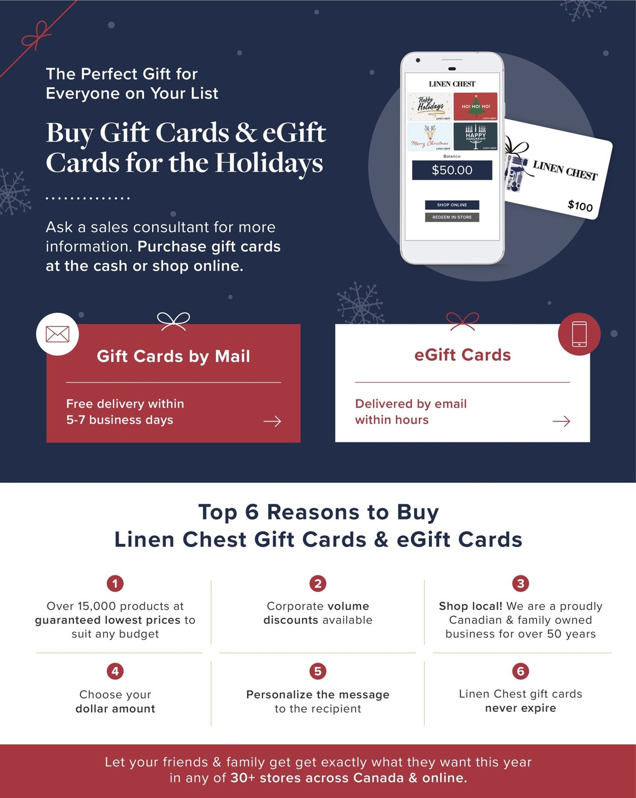 Linen Chest - Cyber Monday 2020 Flyer - 11/30-12/01/2020 (Page 2)