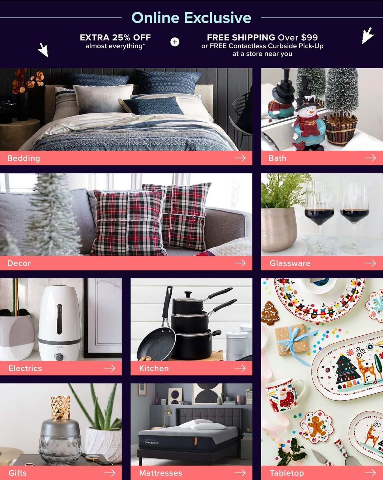 Linen Chest - Cyber Monday 2020 Flyer - 11/30-12/01/2020 (Page 3)