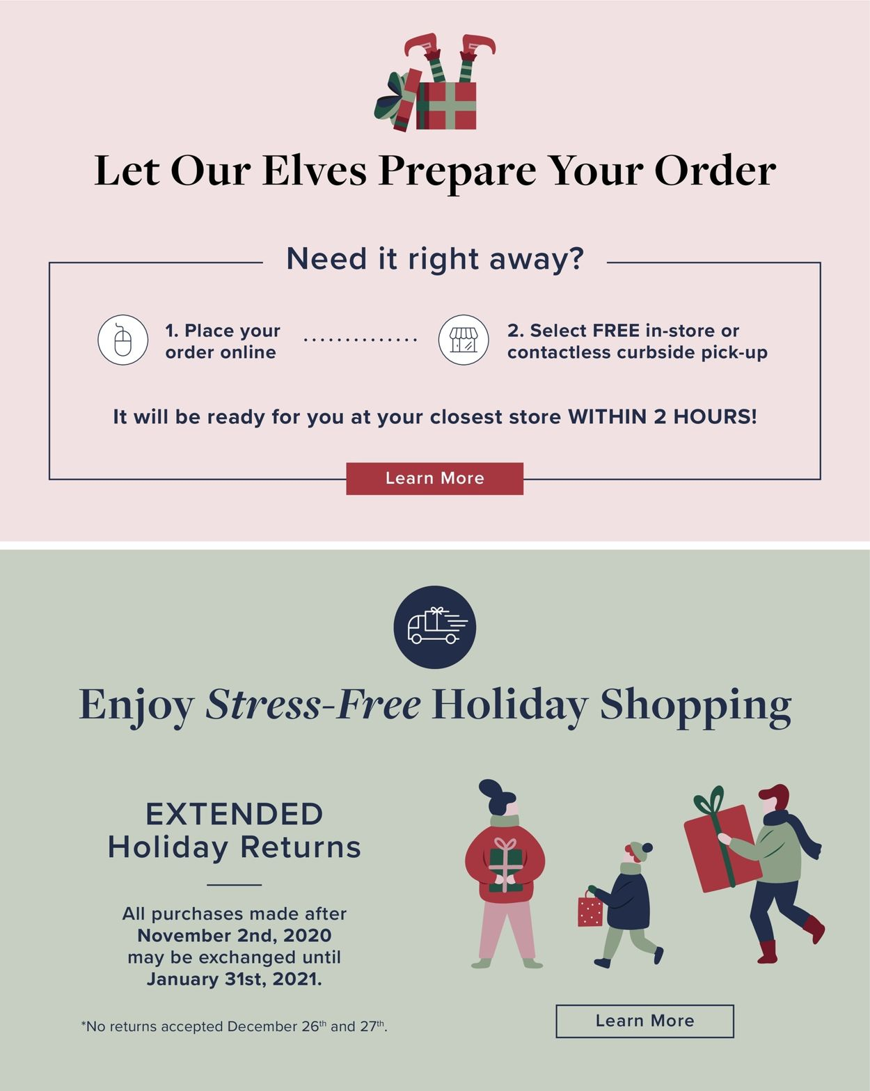 Linen Chest - Cyber Monday 2020 Flyer - 11/30-12/01/2020 (Page 4)