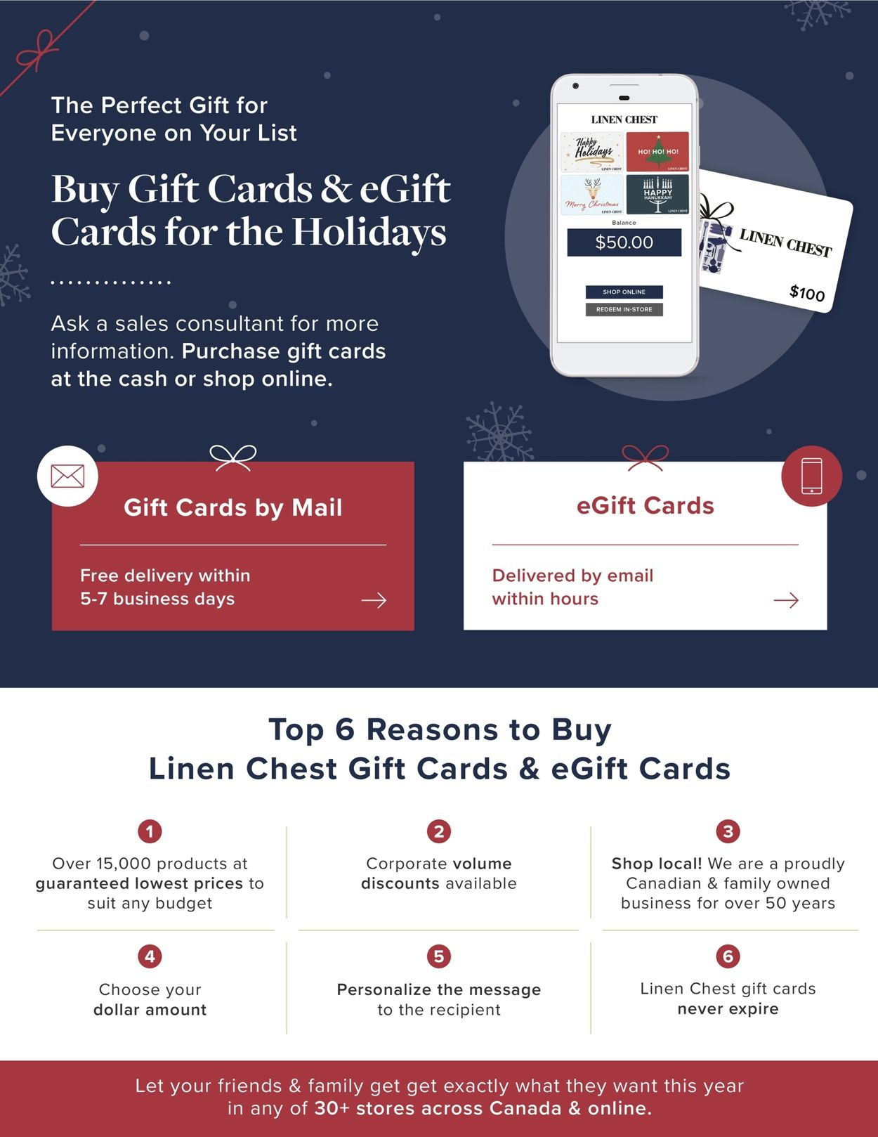 Linen Chest - Holiday 2020 Flyer - 12/02-12/22/2020 (Page 3)