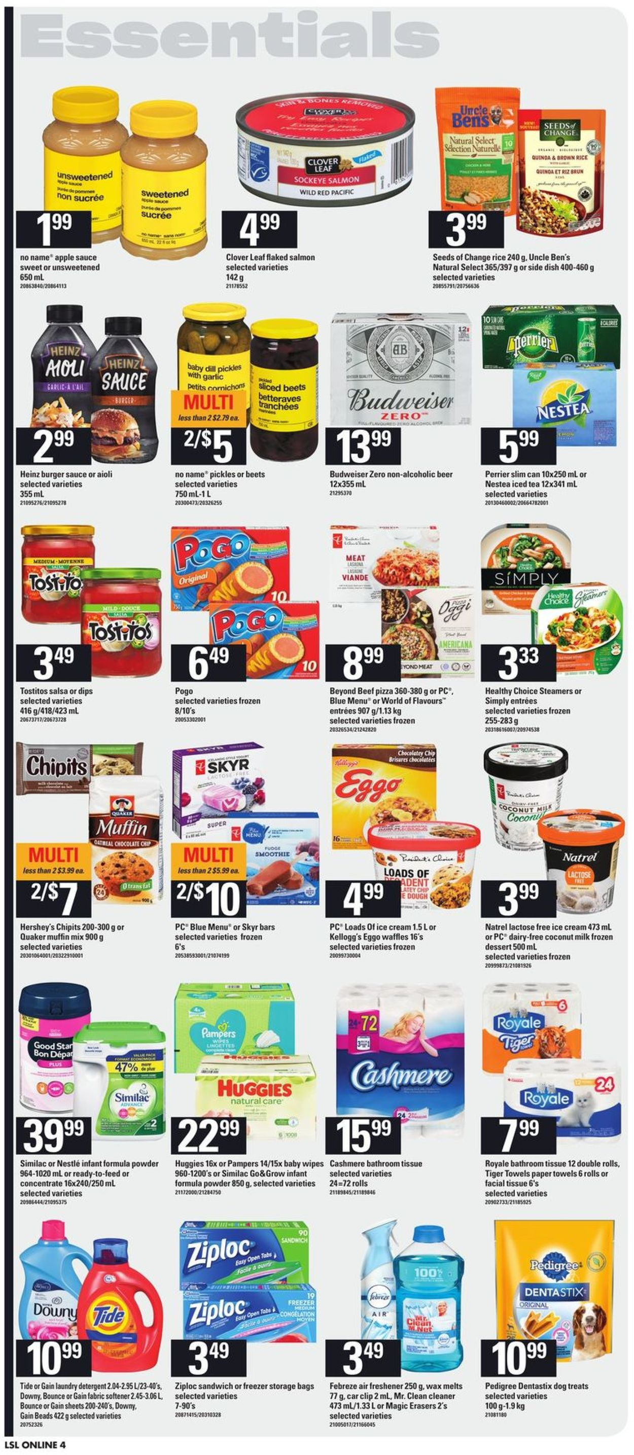 Loblaws Flyer - 07/02-07/08/2020 (Page 10)