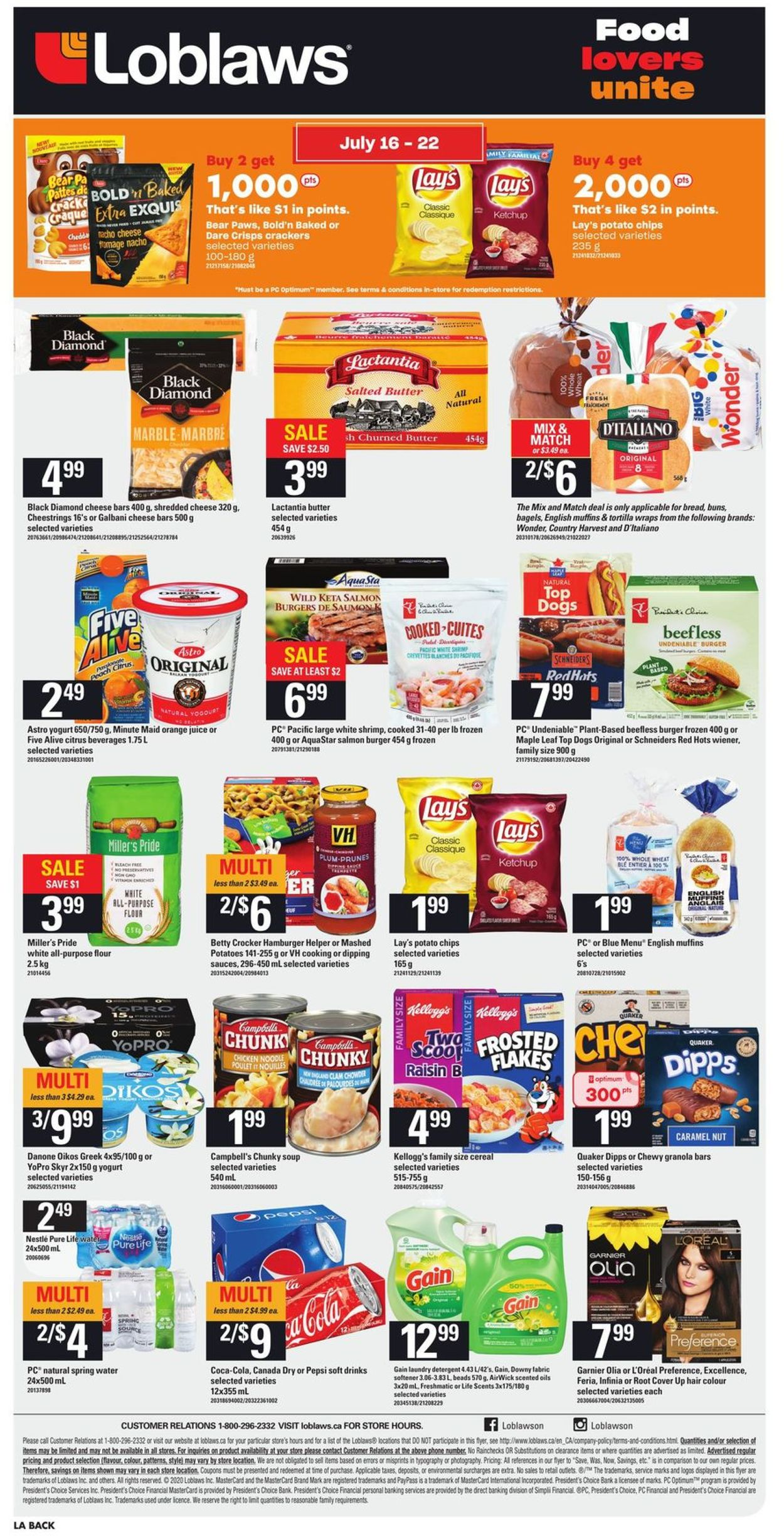 Loblaws Flyer - 07/16-07/22/2020 (Page 4)