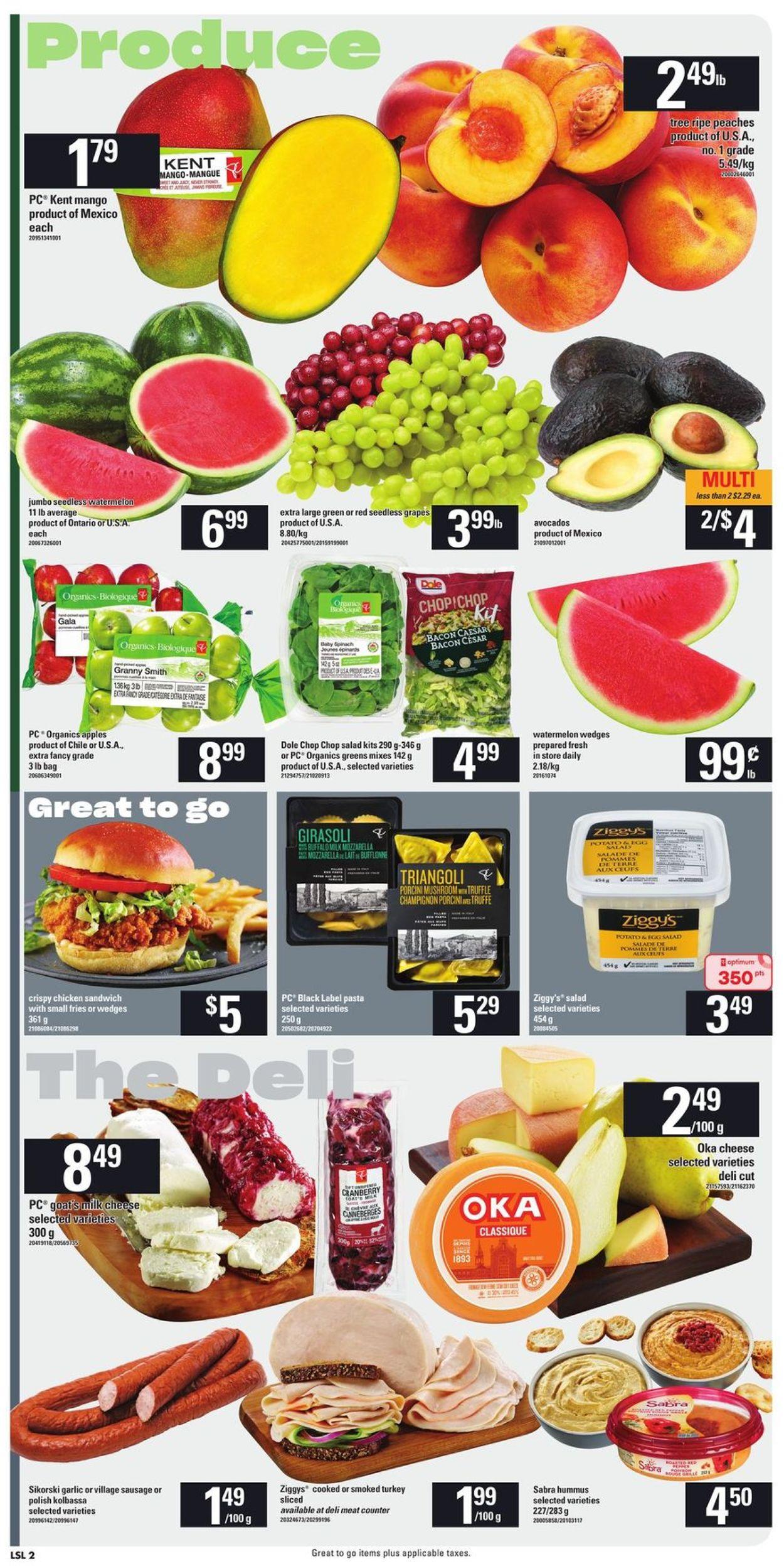 Loblaws Flyer - 07/23-07/29/2020 (Page 3)