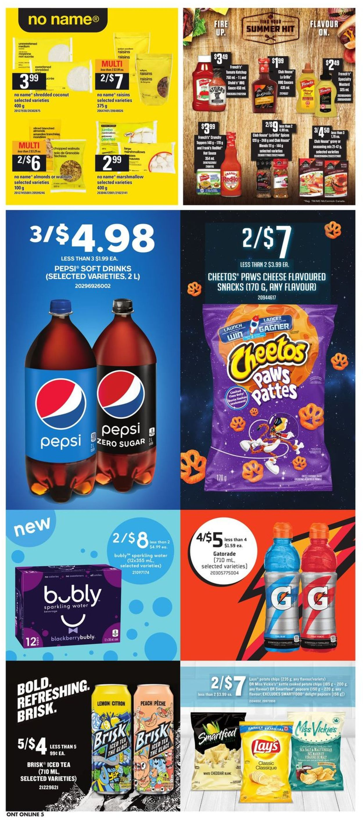 Loblaws Flyer - 07/23-07/29/2020 (Page 9)