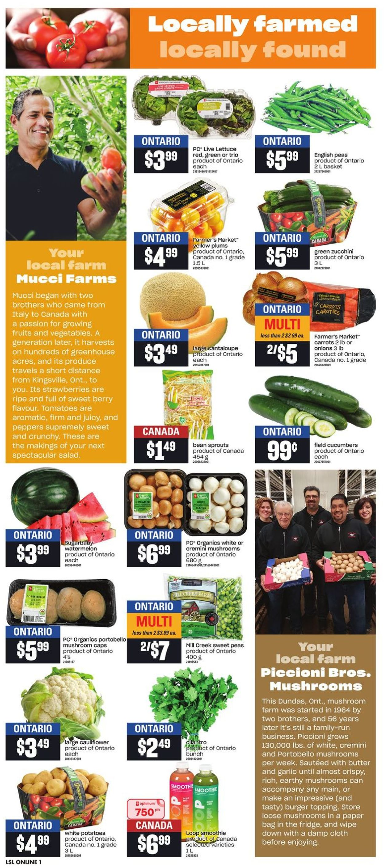 Loblaws Flyer - 07/30-08/05/2020 (Page 6)