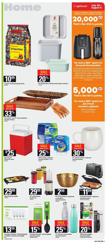 Loblaws Flyer - 07/30-08/05/2020 (Page 13)