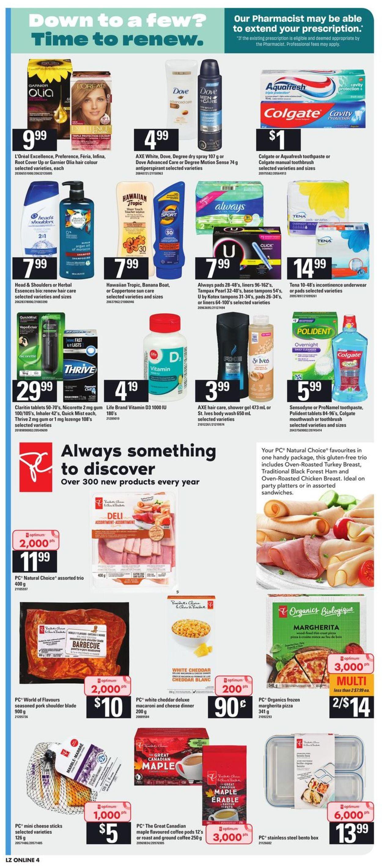 Loblaws Flyer - 08/06-08/12/2020 (Page 10)