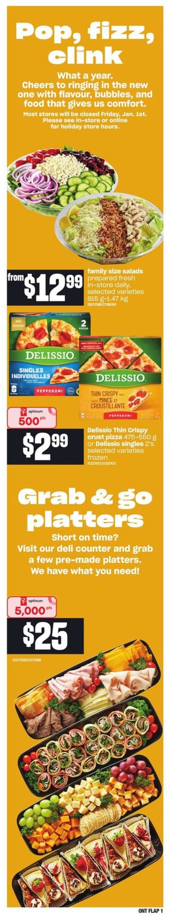 Loblaws Flyer - 12/30-01/06/2021