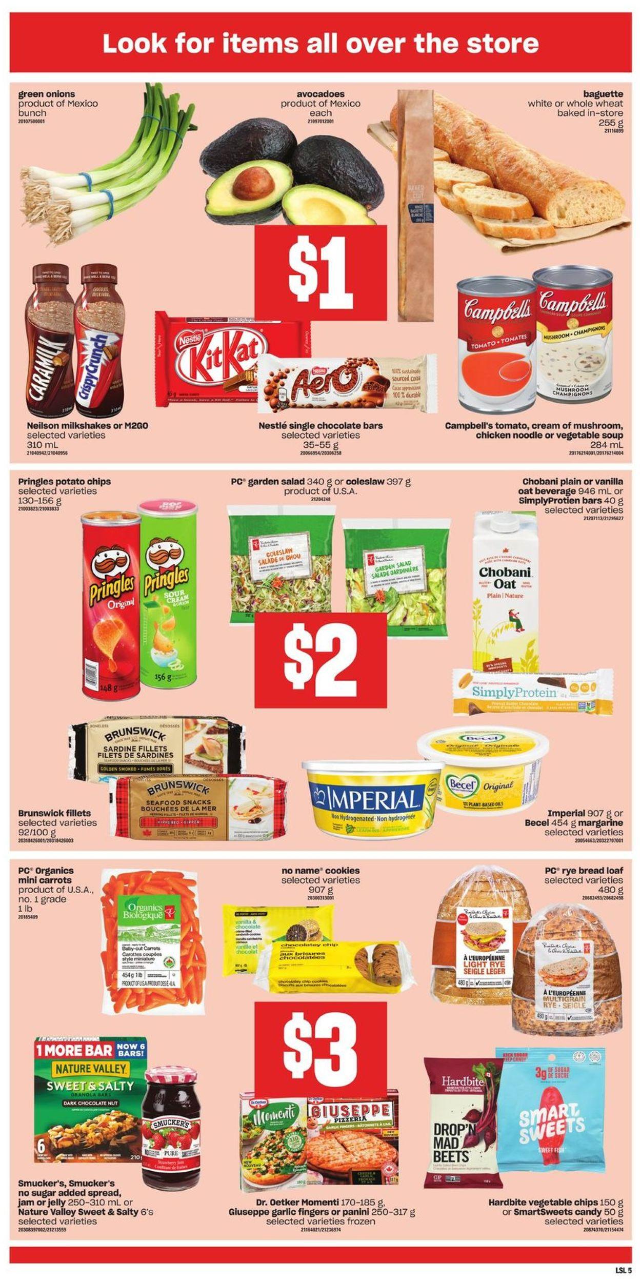 Loblaws Flyer - 01/21-01/27/2021 (Page 4)