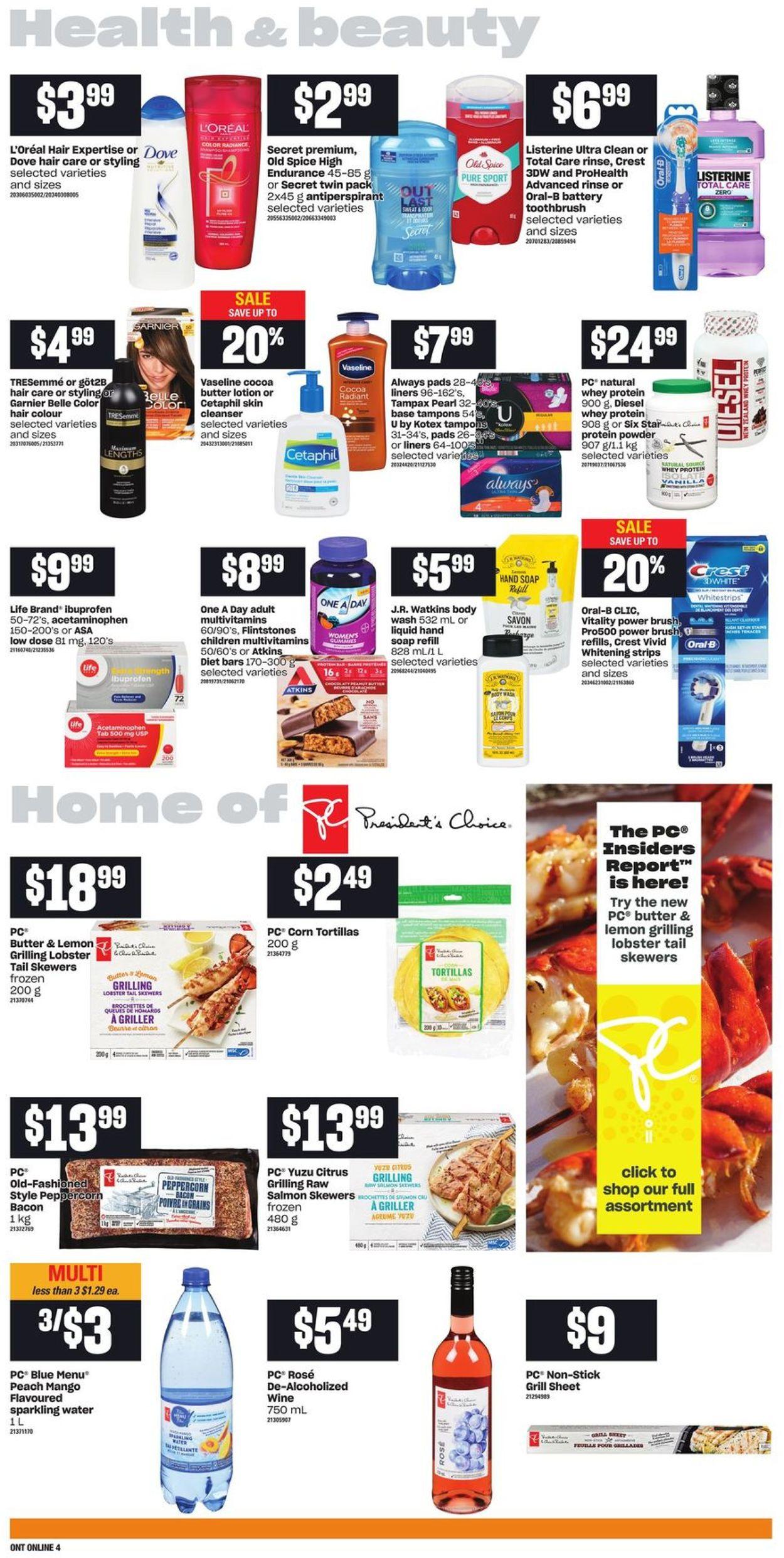 Loblaws Flyer - 05/20-05/26/2021 (Page 10)