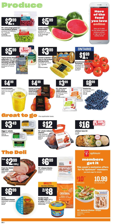 Loblaws Flyer - 06/30-07/07/2021 (Page 5)