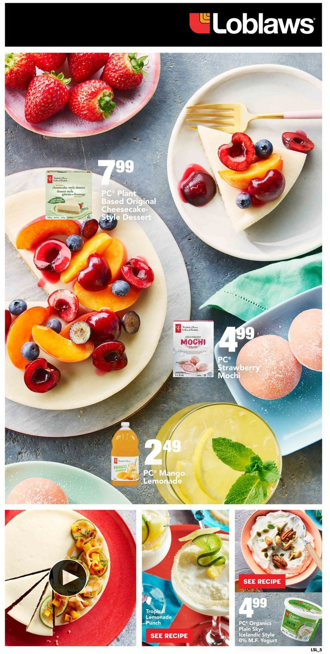 Loblaws Flyer - 05/16-05/22/2019 (Page 5)
