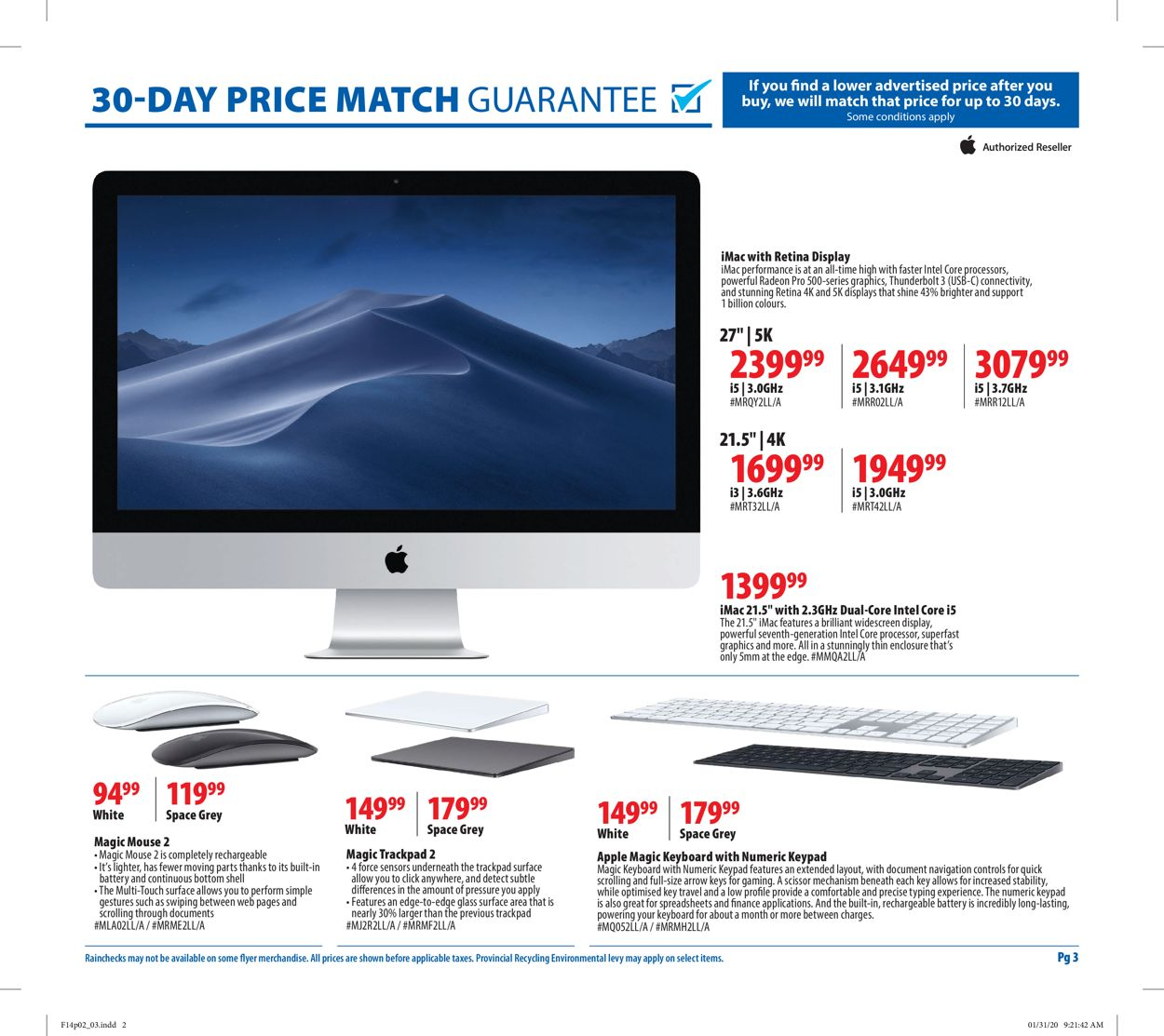 London Drugs Flyer - 02/14-02/21/2020 (Page 3)