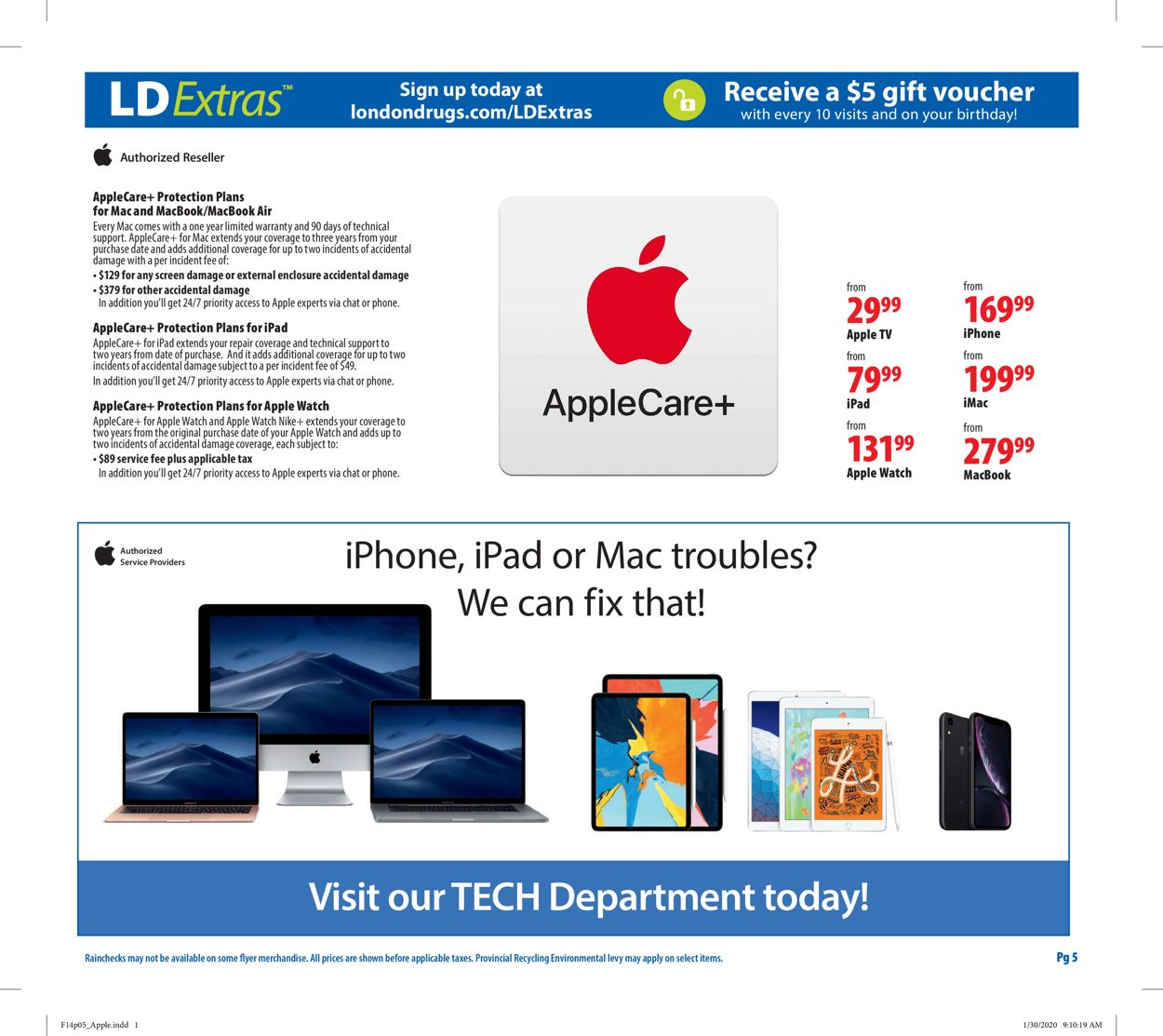 London Drugs Flyer - 02/14-02/21/2020 (Page 5)