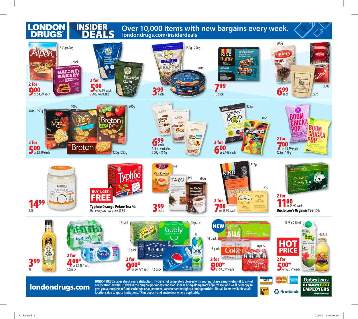 London Drugs Flyer - 02/21-02/26/2020 (Page 9)