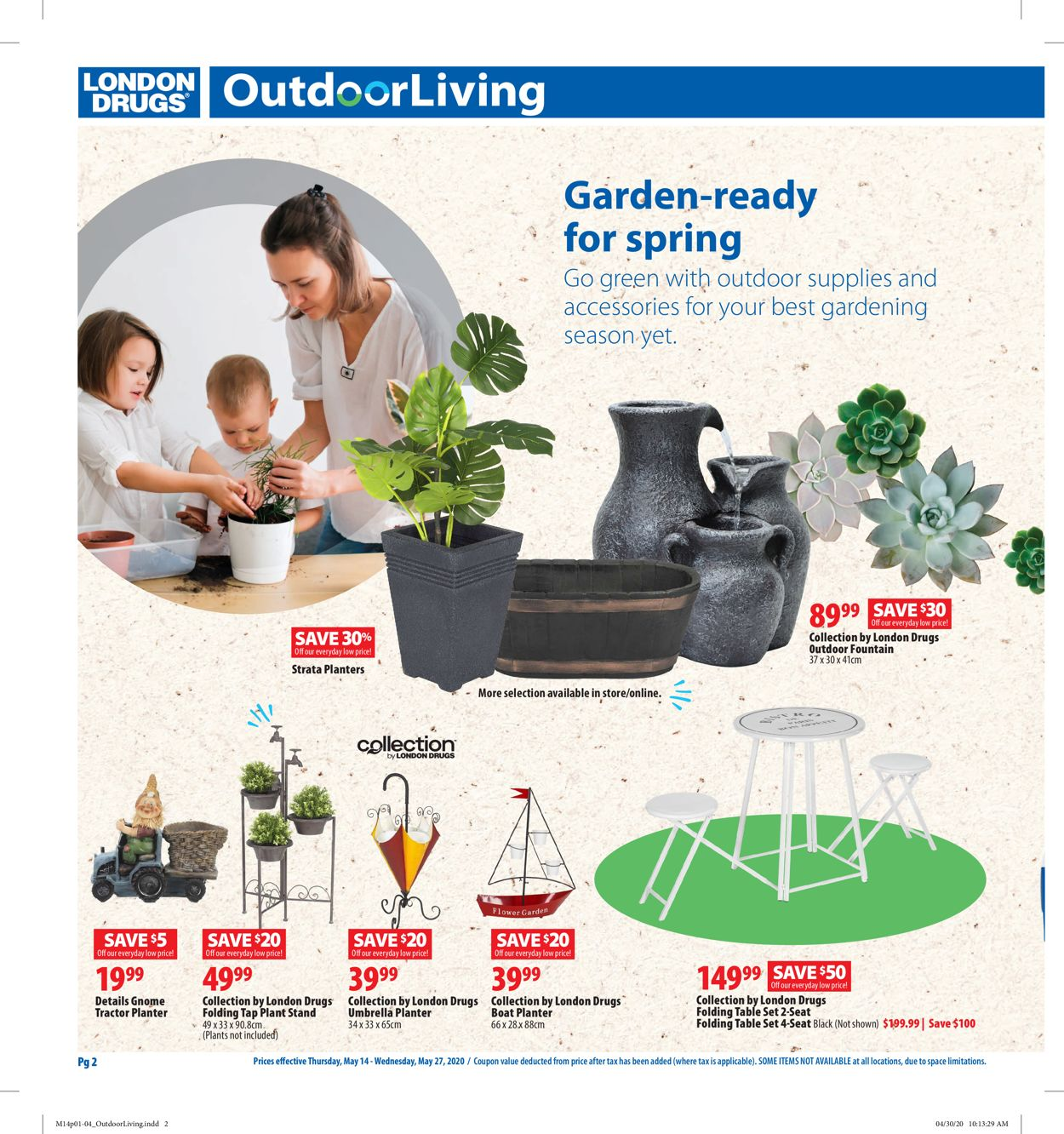 London Drugs Flyer - 05/14-05/27/2020 (Page 2)