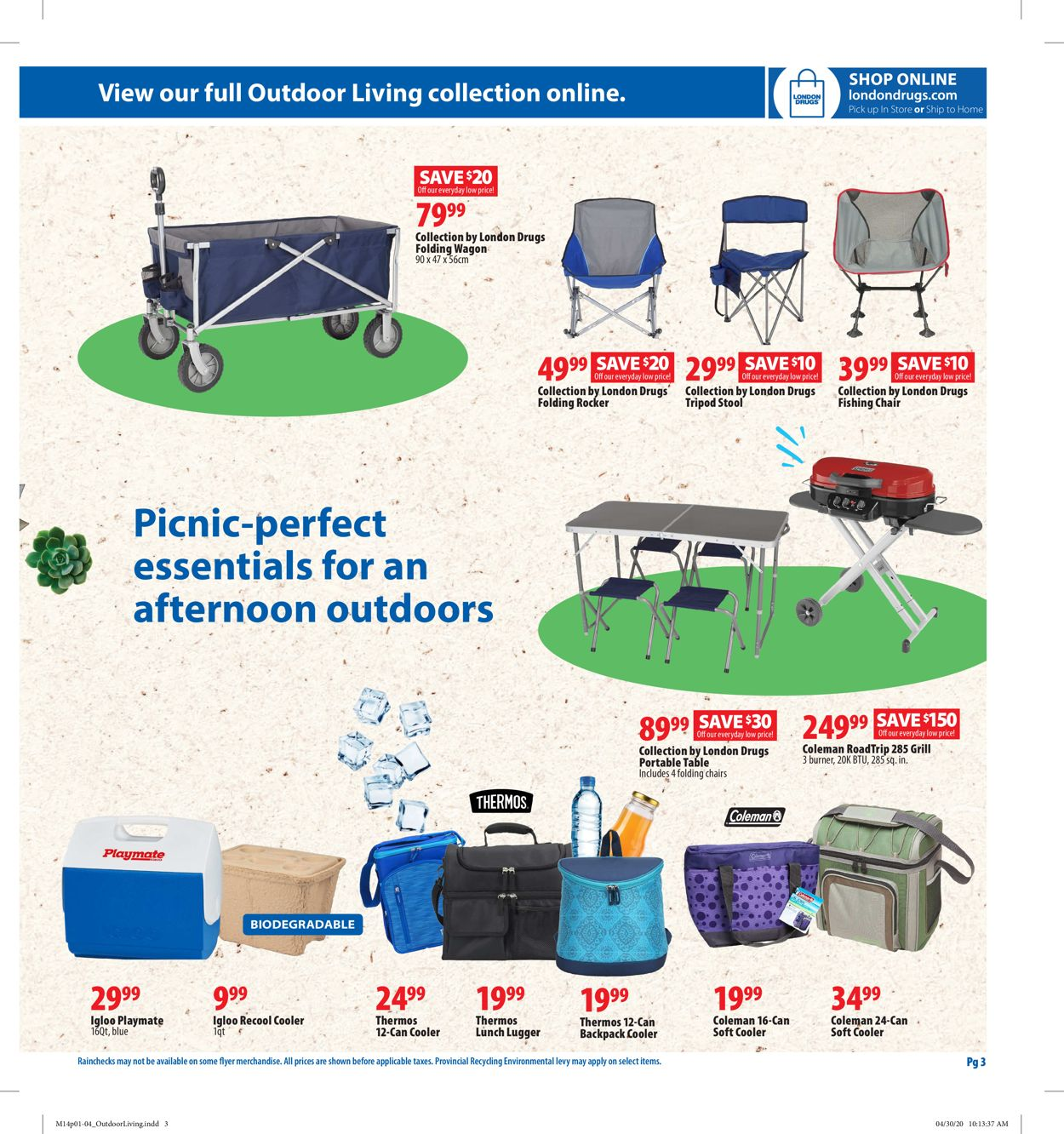 London Drugs Flyer - 05/14-05/27/2020 (Page 3)