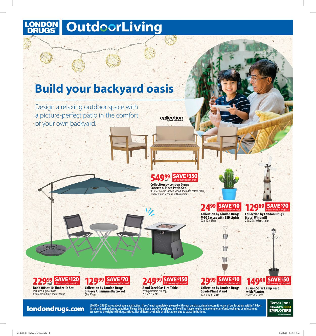 London Drugs Flyer - 05/14-05/27/2020 (Page 5)