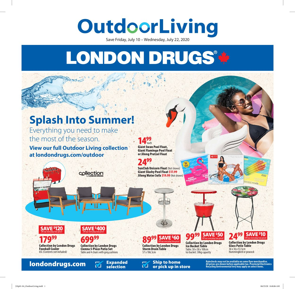 London Drugs Flyer - 07/10-07/22/2020
