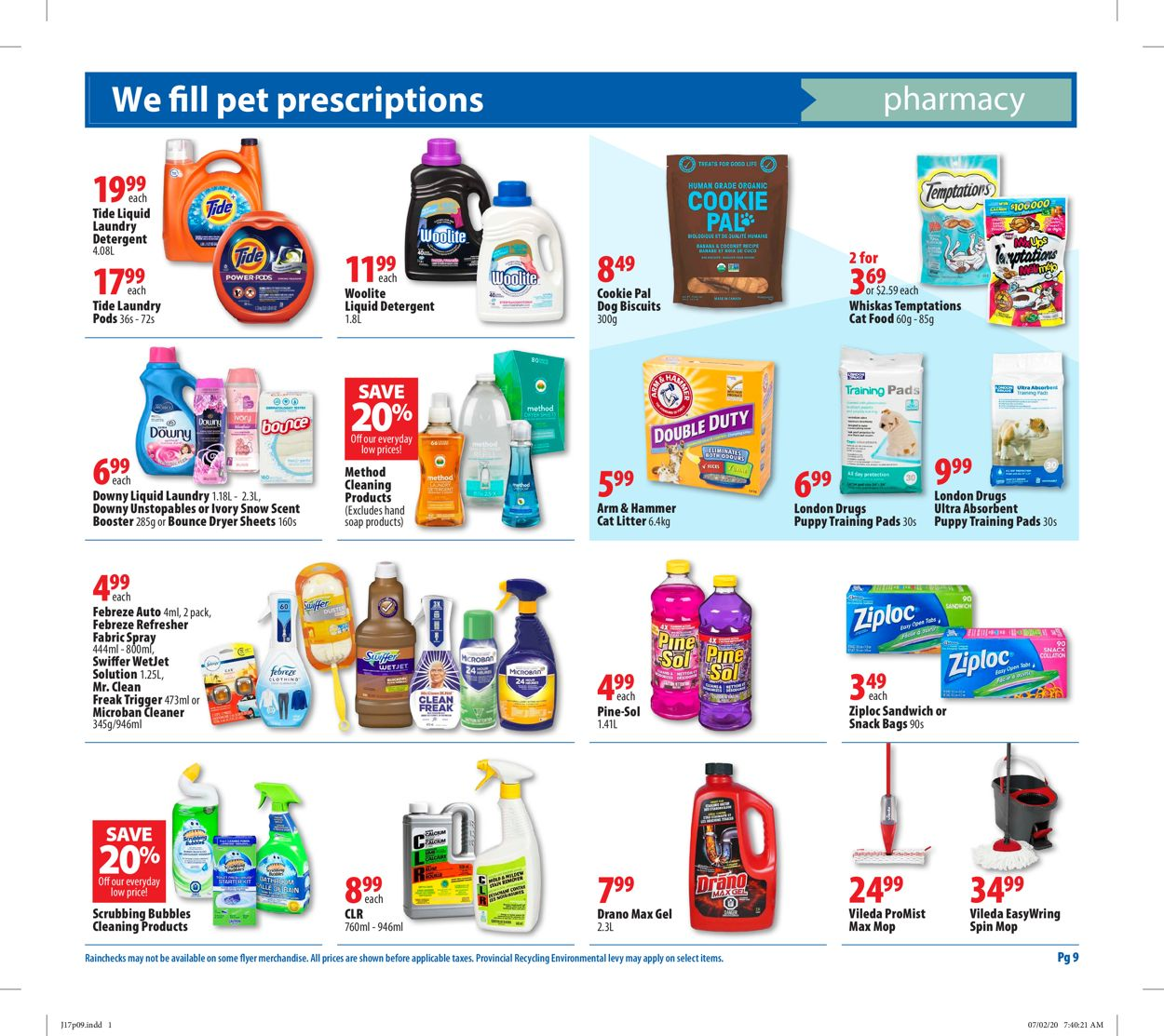 London Drugs Flyer - 07/17-07/22/2020 (Page 10)