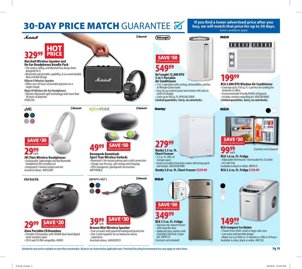 London Drugs Flyer - 07/17-07/22/2020 (Page 21)