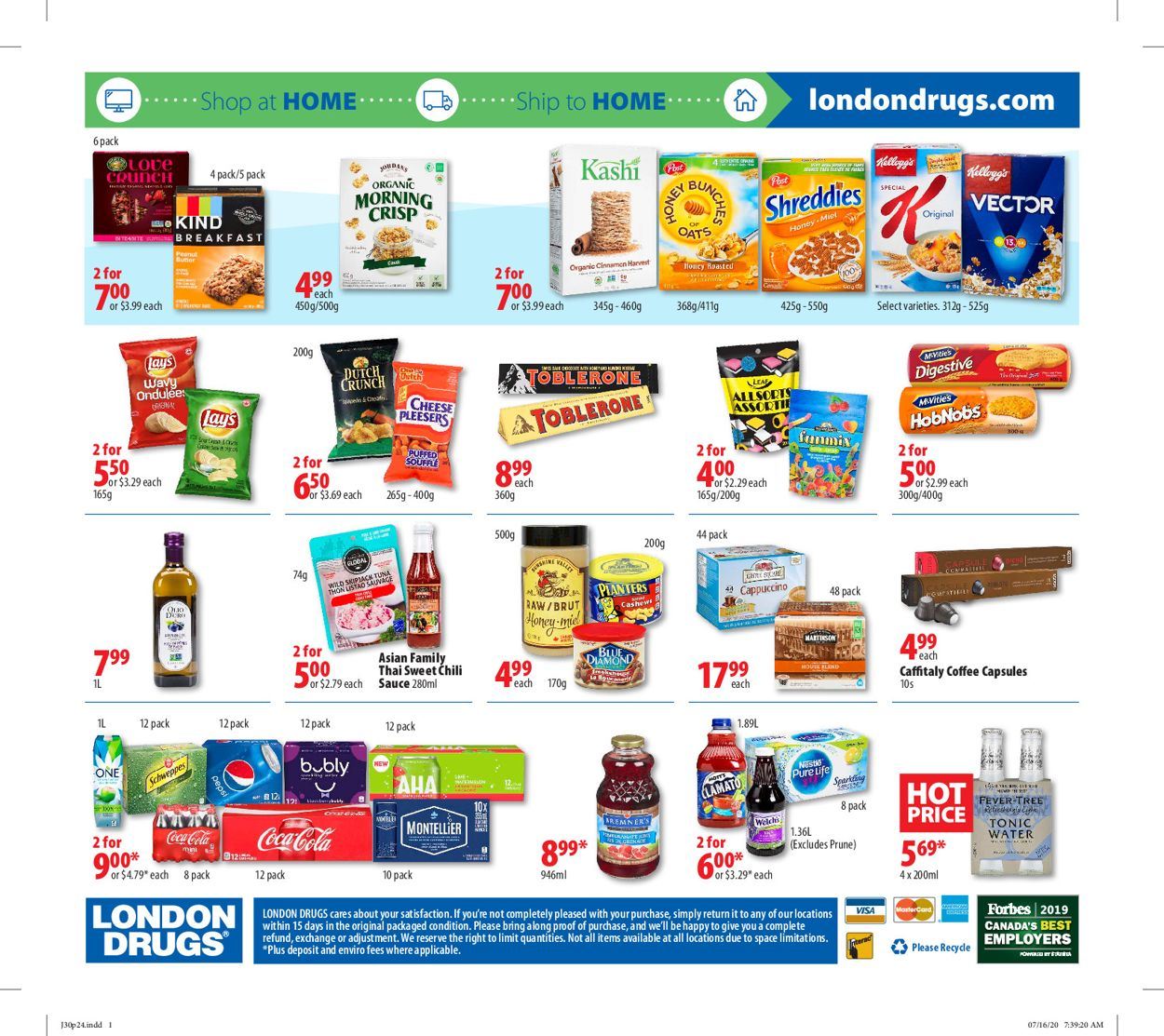 London Drugs Flyer - 07/30-08/05/2020 (Page 26)